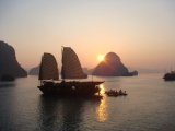 2 days 1 night Halong Itinerary on Amigo Cruises (Code 007)