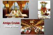 2 days 1 night Halong Itinerary on Amigo Cruises (Code 012)