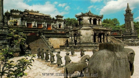 Hue, Imperial City - The World Heritage in Vietnam