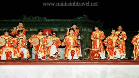 The Royal Refined Music of Hue World Heritage in Vietnam